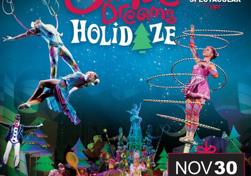 holiday circus