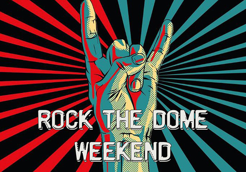 Rock the Dome Weekend 2020 Ward Beecher Planetarium