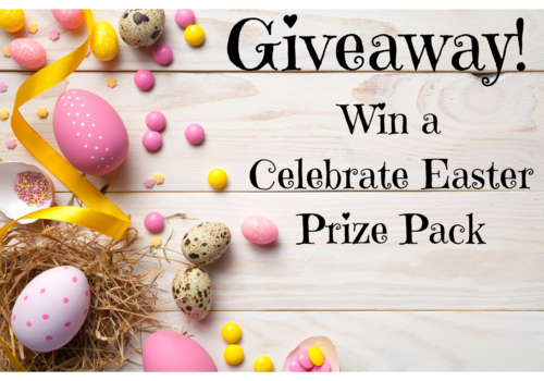 Win a Celebrate Easter Prize Pack Giveaway