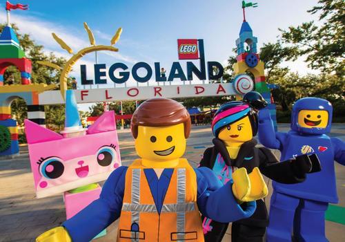 LEGOLAND® Florida Save 15%