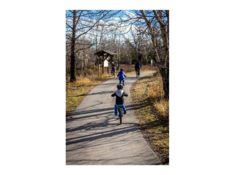 Bike Family Trail