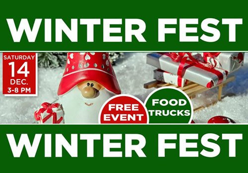Martin County Parks and Rec 2019 Winter Fest