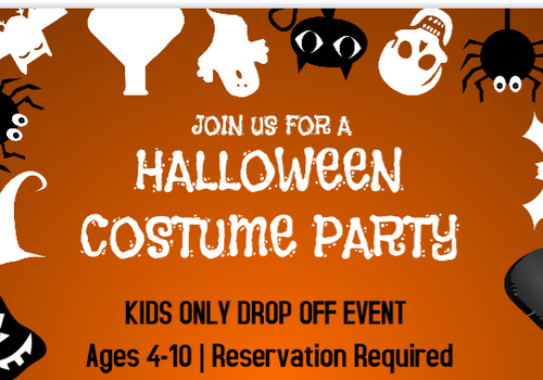 Halloween Costume Party at Triumph Kids