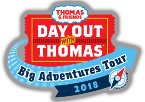 Thomas and Friends Day Out with Thomas Big Adventures Tour is Coming to the Heart of Dixie Railroad Museum