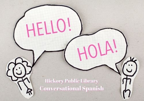Hickory Offering Conversational Spanish