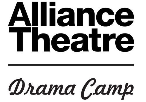Alliance Theatre Logo Drama Camp