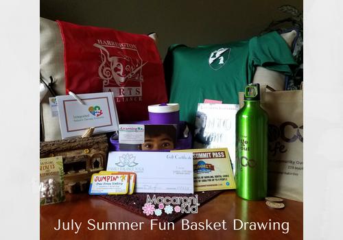 July Basket