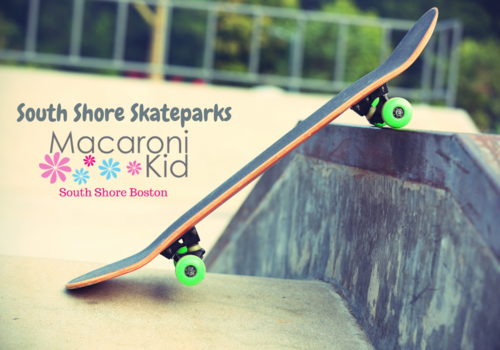 South Shore MA Skateparks