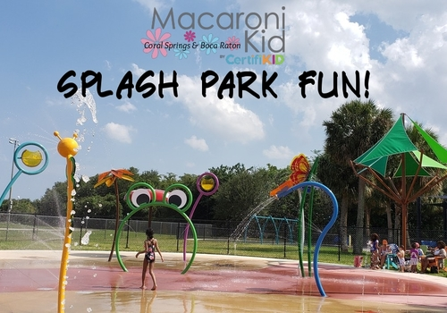 Splash Park Guide Photo