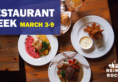 Rockland MA Restaurant Week 2019