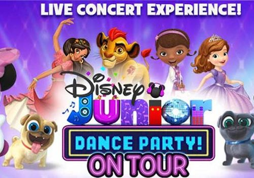 Disney Junior Tour Kansas City