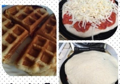 In the Kitchen: Pizza Waffles