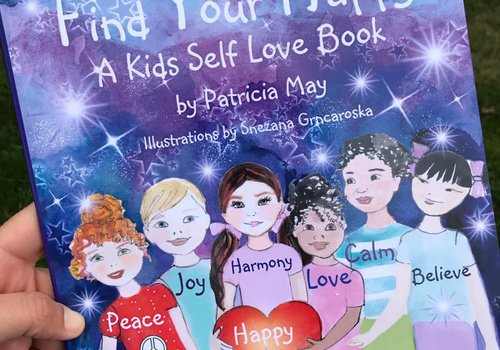 Find Your Happy, A Kids Self Love Book