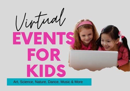 Kids Events Online