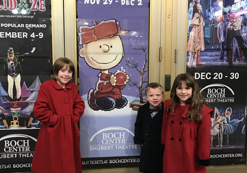 A Charlie Brown Christmas Live in Boston