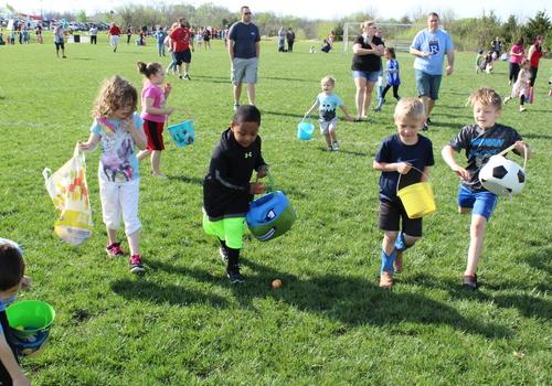 Easter Egg Hunt Bonner Springs