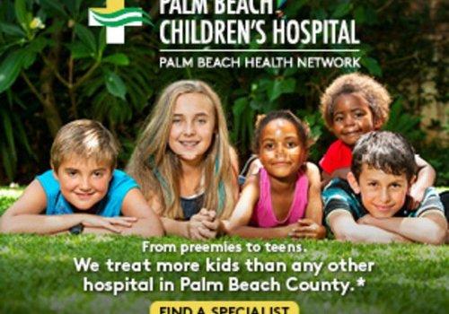 Palm beach children's hospital St Mary Health