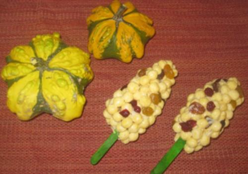 Edible Indian Corn