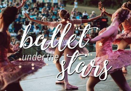 Pittsburgh Ballet Theater Ballet Under the Stars