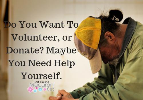 Volunteer opportunities in Northern Colorado