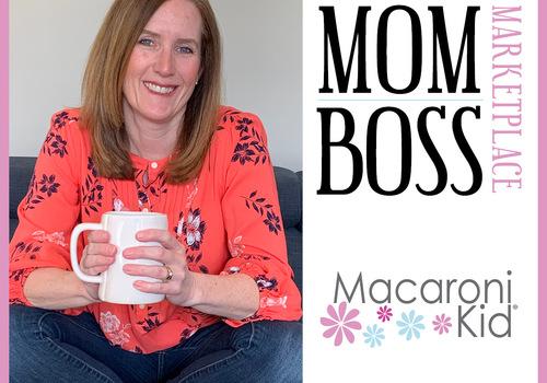 Mom Boss Andrea Desjardins