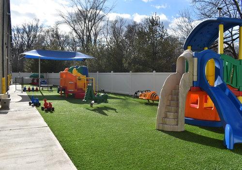 iPlusOne Academy Northvale preschool daycare outdoors