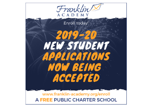 Franklin Academy Enrollment 2019/2020