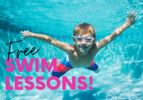 Swim Lessons in Hickory NC