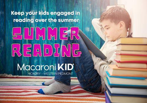 Local Summer Reading Programs