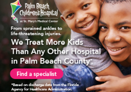 From Preemies to Teens: Palm Beach Children's Hospital at St. Mary's Medical