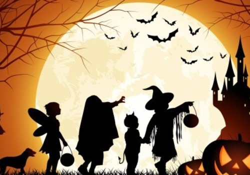 Halloween Candy Crawl