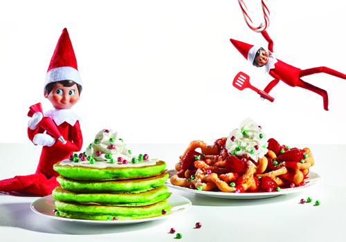 The Elf on the Shelf holiday menu is now available at IHOP in the Birmingham area