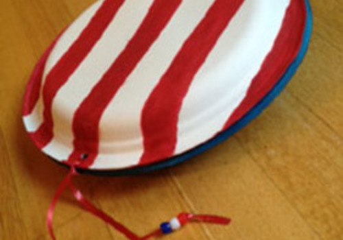 Fourth of July Noisemaker