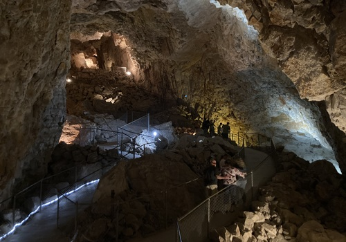 Macaroni Kid visits Grand Canyon Caverns
