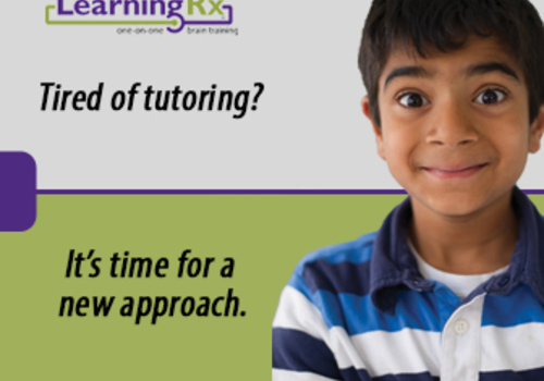 Tired of Tutoring? LearningRx Fort Collins