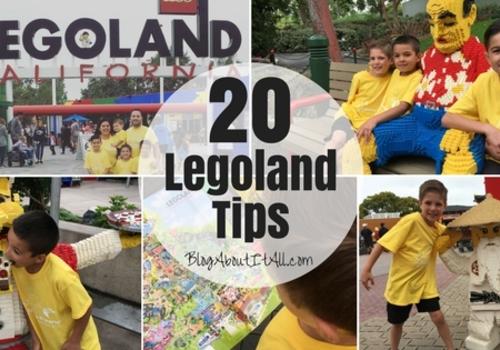 20 Legoland Tips