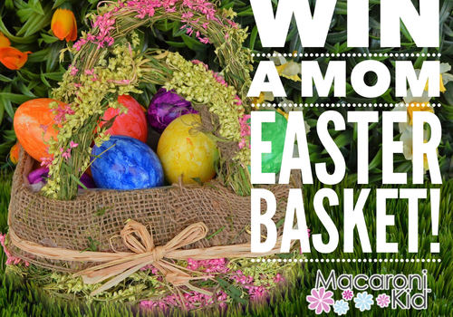 Easter Basket Giveaway for Mom