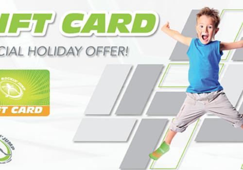 Rockin Jump Gift Card Deal