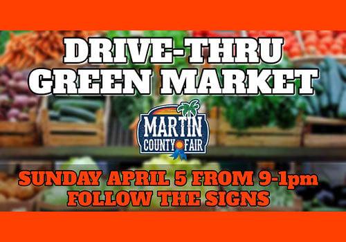 Stuart Green Market Drive-Thru Green Market