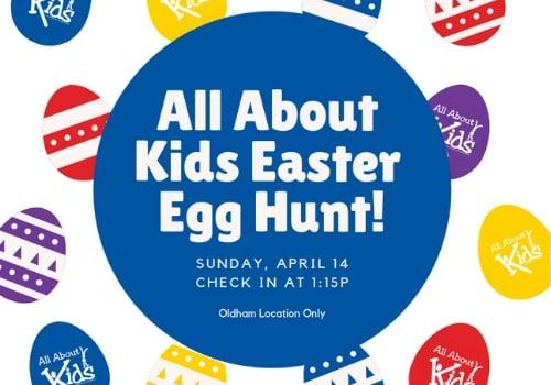 All About Kids Easter Egg Hunt
