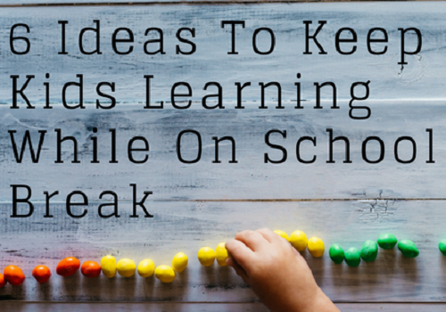 Learning on School Break