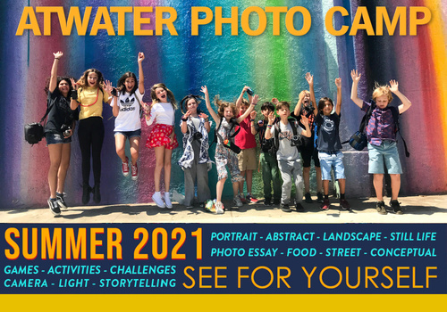 Atwater Photo camp opens registration
