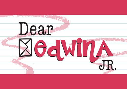 Dear Edwina Jr at CAST