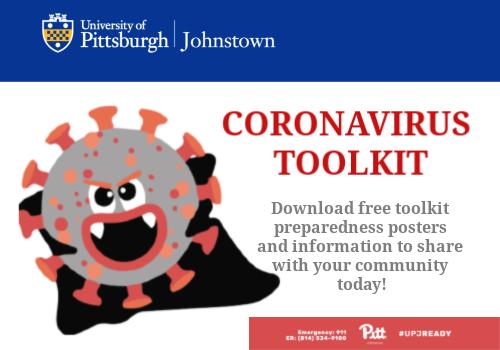 UPJ Coronavirus Toolkit, Covid-19