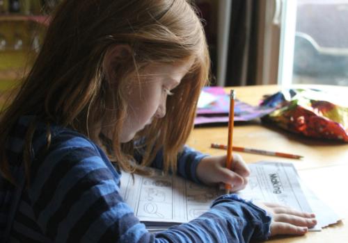 7 ways to help my kids do homework