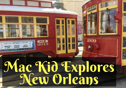 New Orleans: Top family-friendly things to do with kids
