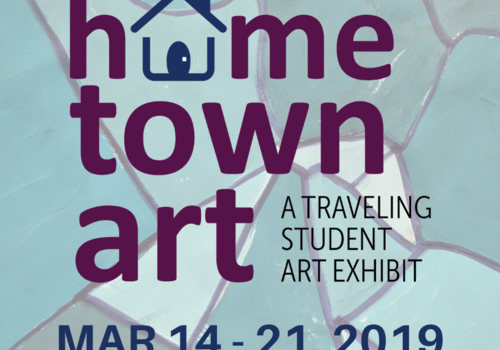Home Town Art logo
