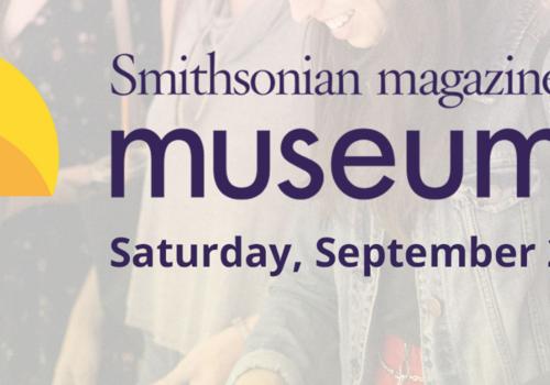 Smithsonian Museum Day September 21 2019