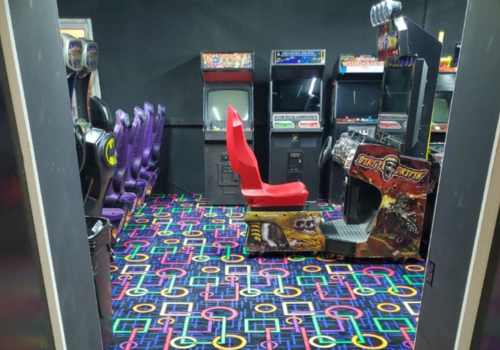 Fun and games arcade youngstown
