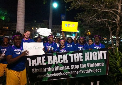Inner Truth Project 2020 Take Back The Night